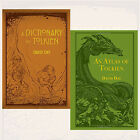 David Day Collection 2 Books Set(A Dictionary of Tolkien,An Atlas of Tolkien)New