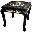 Oriental Furniture Claw Foot End Table