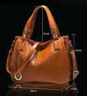 New Women Tote Purse Handbag Messenger Crossbody Satchel Shoulder Bag