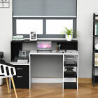 Best Home Office Furnitures - Computer Desk PC Table Wooden Workstation Executive Home Review