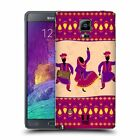 HEAD CASE DESIGNS ETHNIC DANCES REPLACEMENT BATTERY COVER FOR SAMSUNG PHONES 1