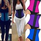 Sport Latex Waist Trainer Cincher Underbust Corset Body Shaper Good Elasticity F