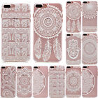 New Ultra Slim Crystal Clear Hard TPU Case Cover for Apple iPhone 7 7 Plus