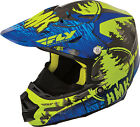 Fly Racing F2 Carbon Pro HMK Stamp Cold Weather/Snowmobile Helmet