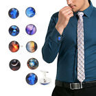 1 Pair Cabochon Cufflinks Men's Shirts Genentleman Wedding Multi Colouor New