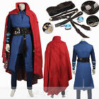 Doctor Strange Costume Stephen Vincent Cosplay Costume Outfits Custom Made Dress