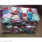 Wholesale 5/10/20/50/100 PCS Chinese Handmade Silk Embroidery Coin Bags Purse