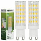 MENGS G9 10W LED Light In Warm White AC 220-240V 64X2835 SMD With PC