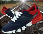 Fashion Breathable Mens Running Sneakers Casual sports Athletic Flat