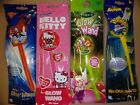 Glow Sticks/Wands with Topper.Batman-Fairies_Hello Kitty_Superman.Party bag Toy.