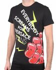 Versace Jeans Everybody Screams Men's Graphic Tee NWT