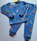 Boys THINGAMAJIGGIES boutique pajamas 2T or 3T NWT long robots cotton pjs blue
