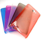 Mutli Color Hard Phone Case Ultra Thin Slim Clear for Galaxy Note i9220 LOT