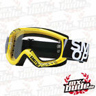 Smith 13 Gafas Combustible v1 amarillo Fader Motocross Enduro MX Cross MTB esquí