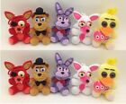 Xmas Five Nights at Freddy's 4 FNAF Kids Plushie Toy Horror Game Plush Doll 7''