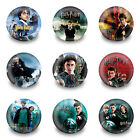 New 9-90pcs Harry Potter Tin Button pin badge 30MM Kid toy Collection/Party Gift
