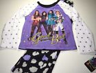 New Disney Descendants pajamas 2 piece set girls sizes XS S M L Disney pajamas