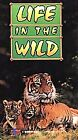 Life in the Wild - 2 Tape VHS Complete Set - Brand New