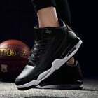 Men's European Leather Athletic Shoes Sports Shoes Running basketball Sneakers