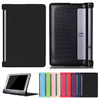 Ultra Slim Flip Leather Case Cover For Lenovo Yoga Tab 3 Plus X703F/X703L 10.1""