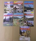 In Wyoming Magazine Lot from 1970 to 1972 Seven Issues