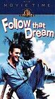 ELVIS PRESLEY NEW VHS Follow That Dream 1997 with Theatrical Trailer Orig Wrap