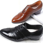 Excellent Leather Comfort Dress Loafers Mens Shoes