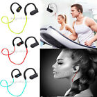 Bluetooth 4.1 Sport Headset Earbuds Stereo Headphone Earphone for iPhone LG