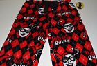 Batman Harley Quinn Sleep pants Pajamas women's juniors size 3XL 22W-24W