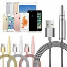 Metal Lightning Data Sync Charging Cable Adapter Cord For Apple iPhone 6/7 plus