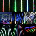 50 80CM 8Tube Meteor Shower 240 336 LED Light Christmas Wedding Party Waterproof