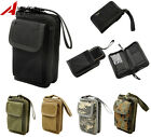 Tactical Military Mens Wallet ID Cards Key Hand Bag Phone Pouch for iPhone6/6S/7