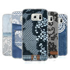 HEAD CASE DESIGNS JEANS AND LACES SOFT GEL CASE FOR SAMSUNG GALAXY S6