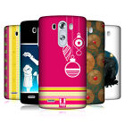 HEAD CASE DESIGNS MIX CHRISTMAS COLLECTION HARD BACK CASE FOR LG G3