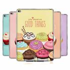 HEAD CASE DESIGNS CUPCAKE HAPPINESS SOFT GEL CASE FOR APPLE iPAD AIR 2