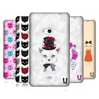 HEAD CASE DESIGNS PRINTED CATS HARD BACK CASE FOR NOKIA LUMIA 625