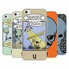 HEAD CASE DESIGNS ALL ABOUT ALIENS SOFT GEL CASE FOR APPLE iPHONE 5C