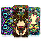 HEAD CASE DESIGNS AZTEC ANIMAL FACES SOFT GEL CASE FOR SAMSUNG GALAXY A3 (2016)