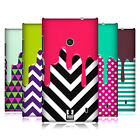 HEAD CASE DESIGNS PATTERN MELTDOWN HARD BACK CASE FOR NOKIA LUMIA 520 / 525