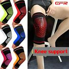 Knee Support Strap Arthritis Pain Relief Gym Sport Patella Protect Knee Pad HT