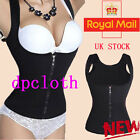 UK New Lady Waist Slim Shaper Vest Neoprene Corset Thermo Cami Corset Royal Mail