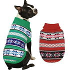 Dog Puppy Sweater - Chalet - Zack & Zoey - Choose Color & Size
