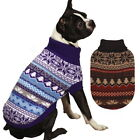 Dog Puppy Sweater - Ski Lodge - East Side Collection - Choose Size & Color