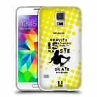 HEAD CASE DESIGNS EXTREME SPORTS SOFT GEL CASE FOR SAMSUNG GALAXY S5 / S5 NEO