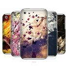 HEAD CASE DESIGNS FLORAL DRIPS HARD BACK CASE FOR APPLE iPHONE 3G / 3GS