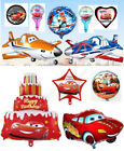 Disney Pixar Planes Cars Latex Foil Balloon Kids Birthday Gift Party Bag Favor