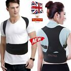 Men's Women's Posture Corrector Corset Back Support Brace Lumbar Support UK Sell