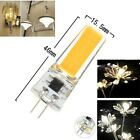 1/5/10pcs COB 2508 LEDs G4 7W 480lm Led Dimmable bulb 110/220V White/Warm