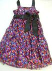 JUSTICE Girls size 14 or 16 SCHOOL DANCE PARTY DRESS EUC