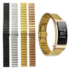 Stainless Steel Watch Band Butterfly Link Buckle Wrist Strap for Huawei TalkBand